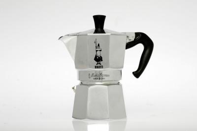 摩卡壺蒸氣式咖啡