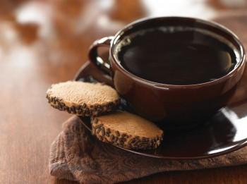 製作咖啡餅乾