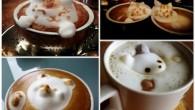 會不會覺得咖啡奶泡就只有那幾個圖案,看起來沒什麼變化很無趣。不過現在不同了,有一些咖啡店開始 […]