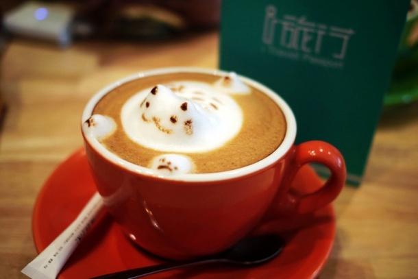 coffee-可愛咖啡奶泡003