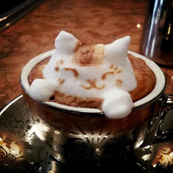 coffee-可愛咖啡奶泡009
