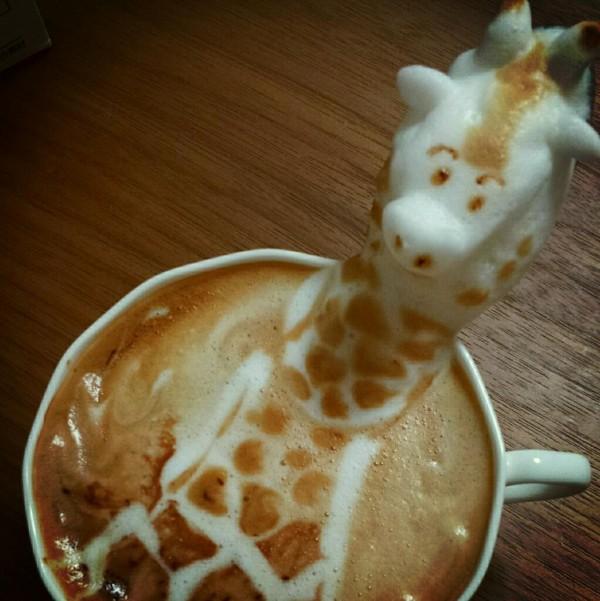 coffee-可愛咖啡奶泡010