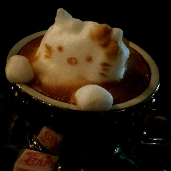 coffee-可愛咖啡奶泡012