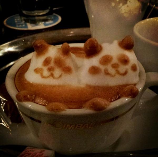 coffee-可愛咖啡奶泡015
