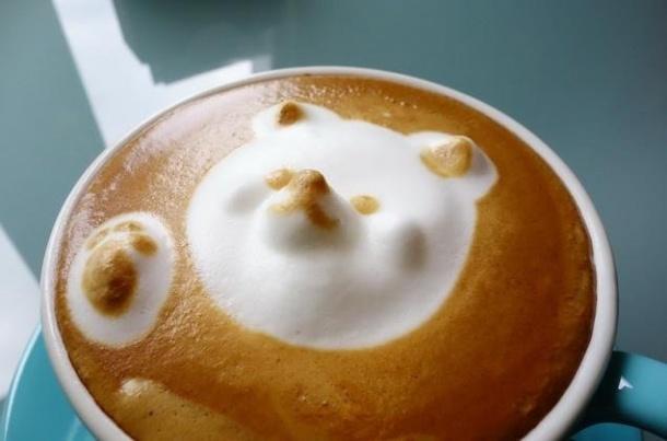 coffee-可愛咖啡奶泡016
