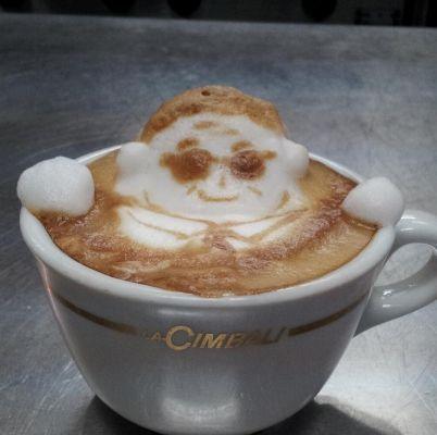 coffee-可愛咖啡奶泡019