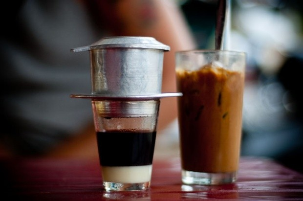 Vietnamese iced coffee 1