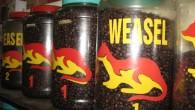 鼬鼠咖啡(Weasel Coffee),傳說公鼬鼠喜歡跑到咖啡園挑圓潤成熟、優等的咖啡豆吃, […]