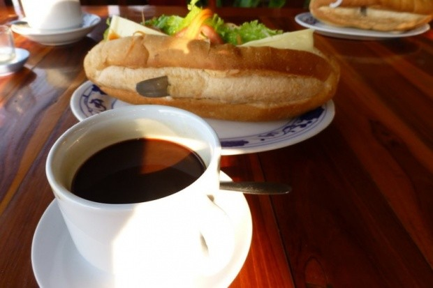 Laos Coffee 2