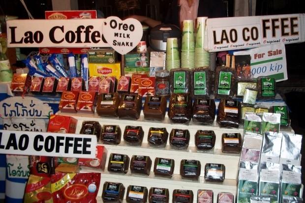 Laos Coffee 1