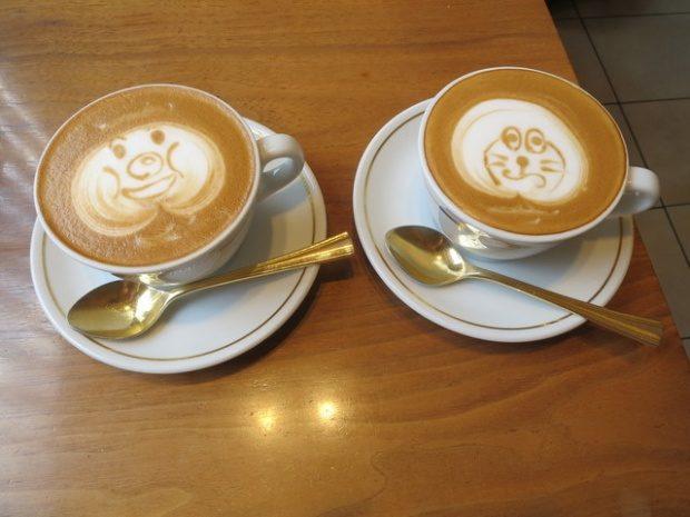 Mandheling & Brazil coffee 1