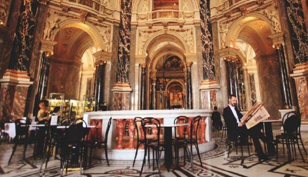 咖啡文化與風情-奧地利
